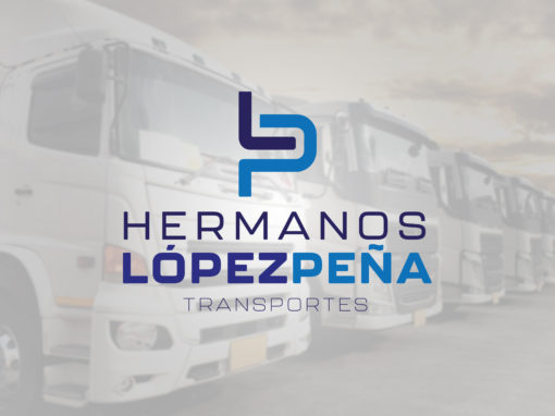 Logotipo para Hermanos López Peña