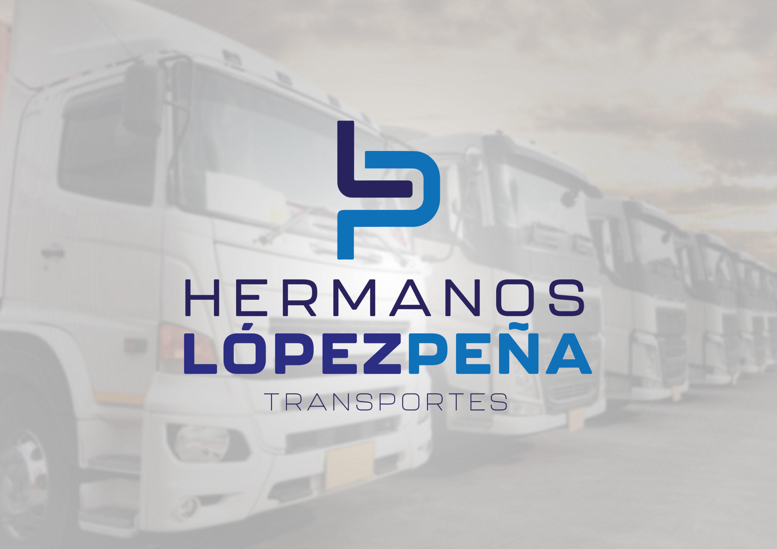 Logo Vertical Hnos. Lopez Peña